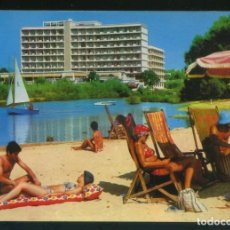 Postales: EIVISSA. SANTA EULÀRIA DES RIU. *HOTEL FENICIA* ED. ICARIA Nº 5-66. CIRCULADA 1975.. Lote 183423073