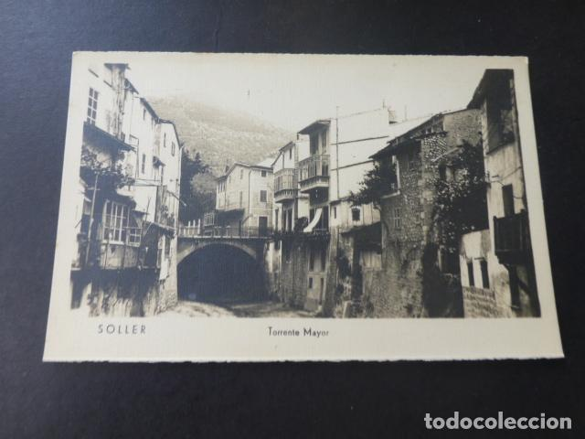 SOLLER MALLORCA TORRENTE MAYOR (Postales - España - Baleares Antigua (hasta 1939))