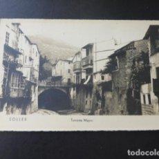 Postales: SOLLER MALLORCA TORRENTE MAYOR. Lote 183453817