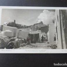 Postales: IBIZA UN RINCÓN TÍPICO DE SA PENYA. Lote 183454808