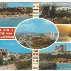 Postales: 8125 - CALAS DE MALLORCA - MALLORCA. Lote 183712168