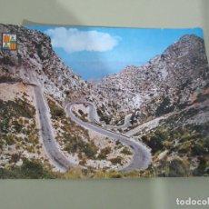 Postales: MALLORCA - CARRETERA DE SA CALOBRA - S/C. Lote 184036151