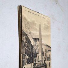 Postales: POSTAL ANTIGUA MALLORCA. FUENTE DE LAS TORTUGAS. EDITOR J. OBRADORS 5. . Lote 25498286