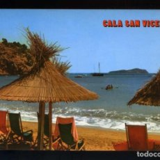 Postales: EIVISSA. SANT JOAN DE LABRITJA. CALA SANT VICENT. ED. COFIBA Nº 1225. NUEVA.. Lote 187326163