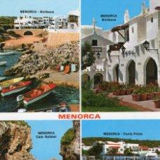 Postales: MENORCA (EXCLUSIVAS LUCIA MORA Nº 14) SIN CIRCULAR / P-6418. Lote 187373893