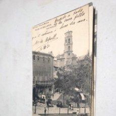 Postales: POSTAL ANTIGUA MALLORCA. SAN NICOLÁS. JOSÉ TOUS DORSO DIVIDIDO. CIRCULADA EL 16/07/1920.. Lote 25354377