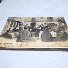 Postales: POSTAL ANTIGUA MALLORCA. BALL DE PAJESAS. JOSÉ TOUS. DORSO DIVIDIDO. CIRCULADA EL 02/03/1908.. Lote 25377178