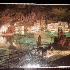 Postales: Nº 33901 POSTAL CUEVAS DEL DRACH PORTO CRISTO MALLORCA. Lote 188422500