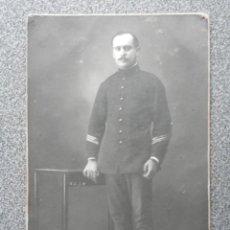 Postales: FOTOGRAFO J. GARRIGA MAHÓN BALEARES POSTAL FOTOGRÁFICA AÑO 1918. Lote 188700076