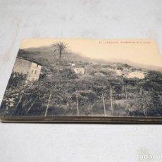 Postales: POSTAL ANTIGUA MALLORCA. SÓLLER. ALREDEDORES DE LA CIUDAD. THOMAS 15.. Lote 25895076
