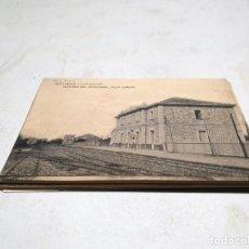 Postales: POSTAL ANTIGUA MALLORCA. LLUCHMAYOR. ESTACIÓN DEL FERROCARRIL, VISTA GENERAL. NÚMERO 4.. Lote 25671565