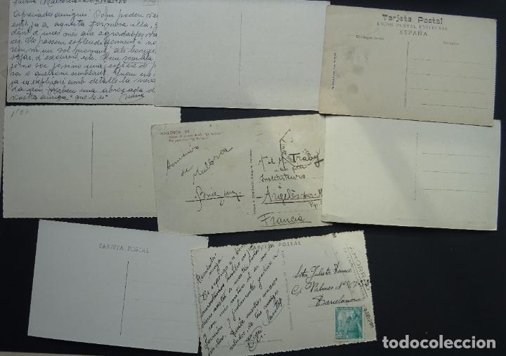 Postales: Lote de 8 antiguas postales de Mallorca, Ver fotos - Foto 2 - 189677465