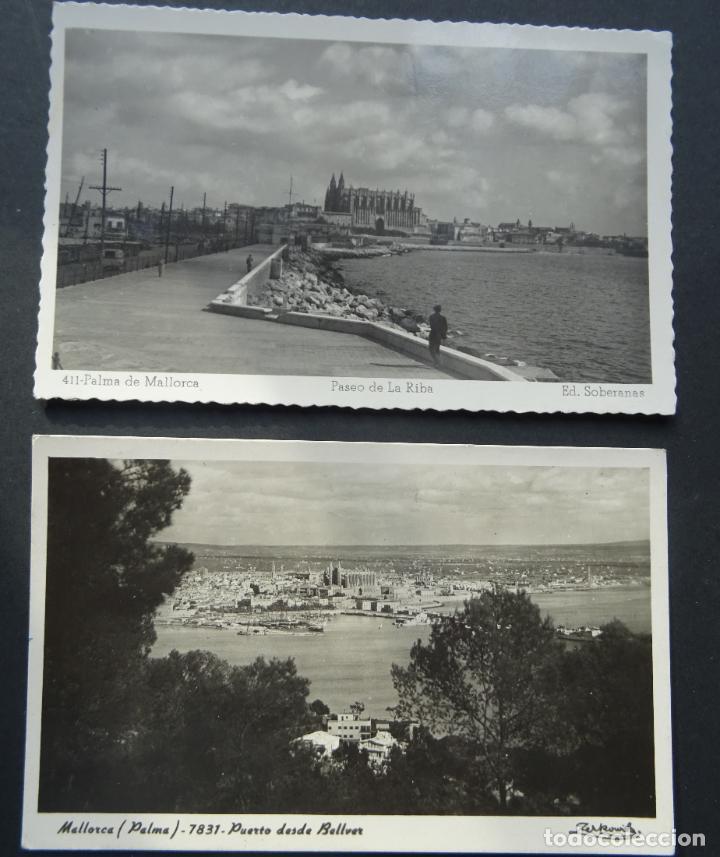 Postales: Lote de 8 antiguas postales de Mallorca, Ver fotos - Foto 3 - 189677465