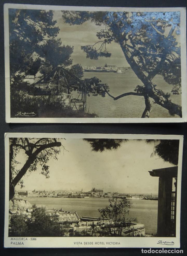 Postales: Lote de 8 antiguas postales de Mallorca, Ver fotos - Foto 4 - 189677465