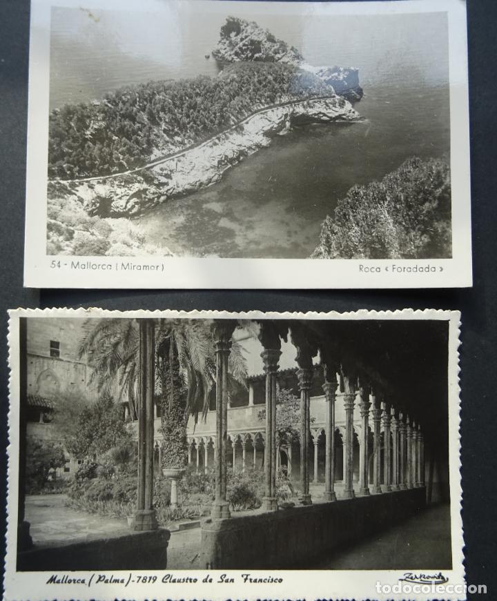 Postales: Lote de 8 antiguas postales de Mallorca, Ver fotos - Foto 5 - 189677465