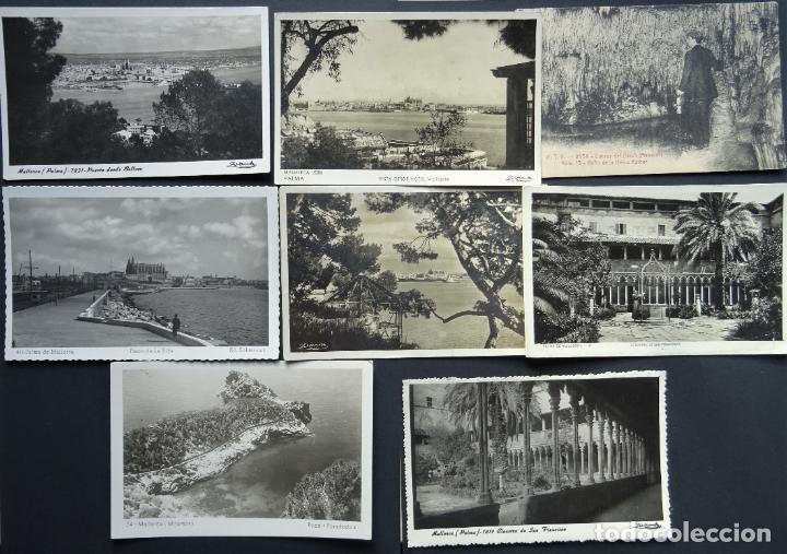 LOTE DE 8 ANTIGUAS POSTALES DE MALLORCA, VER FOTOS (Postales - España - Baleares Moderna (desde 1.940))