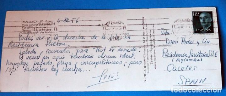 Postales: POSTAL PANORÁMICA DE DE MALLORCA: - Foto 2 - 189707211