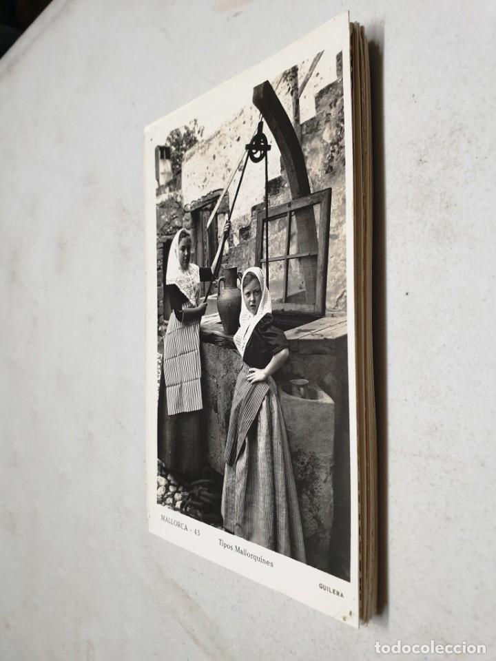 POSTAL ANTIGUA MALLORCA. TIPOS MALLORQUINES. (Postales - España - Baleares Antigua (hasta 1939))