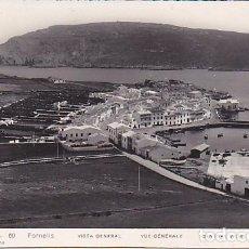 Postales: POSTAL MENORCA FORNELLS VISTA GENERAL . Lote 190445057
