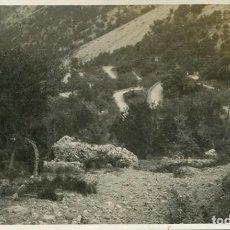 Postales: MALLORCA-COLL DE SOLLER- AÑO 1927- FOTOGRÁFICA- RARA. Lote 190504655