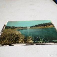 Postales: POSTAL ANTIGUA MALLORCA. C´AN PICAFORT. TORRENTE DE SON REAL. Lote 140026342