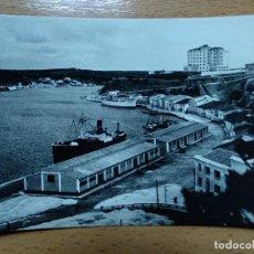 Cartes Postales: MENORCA MAHON VISTA PARCIAL DEL PUERTO Nº 7.. Lote 217643547