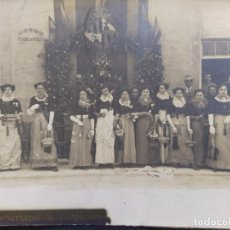 Postales: MALLORCA-GRUPO DE PAGESAS-POSTAL FOTOGRAFICA ANTIGUA-(66.664). Lote 191729388