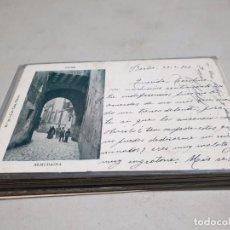 Postales: POSTAL ANTIGUA MALLORCA. ALMUDAINA. JOSÉ TOUS. Nº 77. CIRCULADA. DORSO SIN DIVIDIR. Lote 192000932