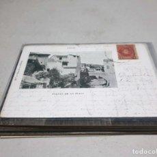 Postales: POSTAL ANTIGUA MALLORCA. SÓLLER. PUENTE DE LA PLAZA. JOSÉ TOUS. Nº 3. CIRCULADA. DORSO SIN DIVIDIR. Lote 192001306