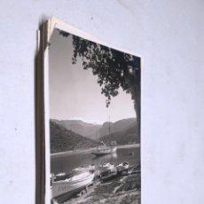 Postales: POSTAL FOTOGRÁFICA ANTIGUA MALLORCA. SÓLLER. PUERTO. . Lote 192077578