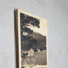 Postales: POSTAL ANTIGUA MALLORCA. SÓLLER. PUERTO. Lote 192077725