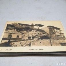 Postales: POSTAL ANTIGUA MALLORCA. SÓLLER. PUERTO. BARRIO SANTA CATALINA. . Lote 192078295