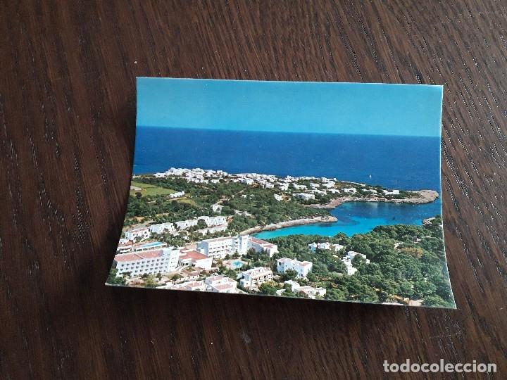 POSTAL VISTAS DE LAS BALEARES, CALA D'OR, MALLORCA AÑOS 80 (Postales - España - Baleares Moderna (desde 1.940))