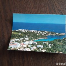 Postales: POSTAL VISTAS DE LAS BALEARES, CALA D'OR, MALLORCA AÑOS 80. Lote 277677548