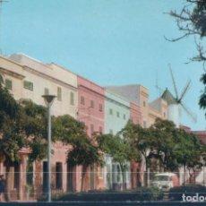 Postales: POSTAL CIUDADELA - AVENIDA JOSÉ ANTONIO - 30 MENORCA. Lote 192085392