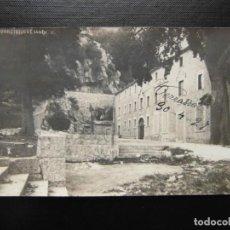 Postales: MONASTERIO DE LLUCH. SANTUARI DE LLUC. IFAG. FOTOGRAFICA. CIRCULADA. CCTT. Lote 192358300