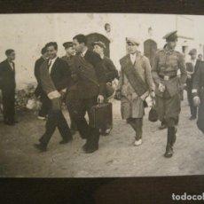Postales: VILLACARLOS-MILITARES-POSTAL FOTOGRAFICA ANTIGUA-VER FOTOS-(67.073). Lote 192575748