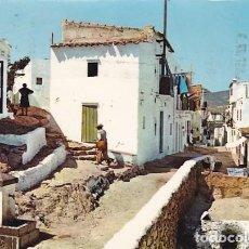 Cartes Postales: IBIZA DETALLE DEL BARRIO DE LA PEÑA ED. CASA FIGUERETAS Nº 214 AÑO 1966. Lote 192820091