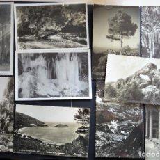 Postales: LOTE DE 10 POSTALES DE MALLORCA DEL AÑO 1958, VER FOTOGRAFÍAS. Lote 193254910