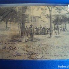 Postales: (PS-63033)POSTAL DE BINISALEM-PLAZA MAYOR. Lote 193411132