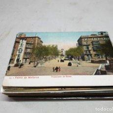Postales: POSTAL ANTIGUA MALLORCA. PASEO DEL BORNE. AM 2. Lote 194227591
