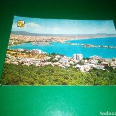 Postales: ANTIGUA POSTAL DE PALMA DE MALLORCA. AÑOS 60. Lote 194236428