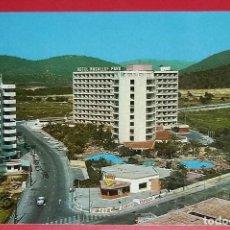 Postales: HOTEL MAGALLUF PARK. MAGALLUF. MALLORCA. N.º 347 EDIC. BOHIGAS. NO ESCRITA.. Lote 194236431
