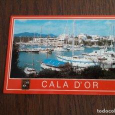 Postales: POSTAL DE PUERTO DEPORTIVO DE CALA D'OR, MALLORCA. Lote 194238765