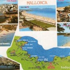 Postales: MALLOCA - COSTA ESTE (FOTOPERATOR Nº 2862) SIN CIRCULAR / P-6600. Lote 194298156