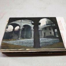 Postales: POSTAL ANTIGUA MALLORCA. PATIO CASA SUREDA. AM 17. . Lote 194326921
