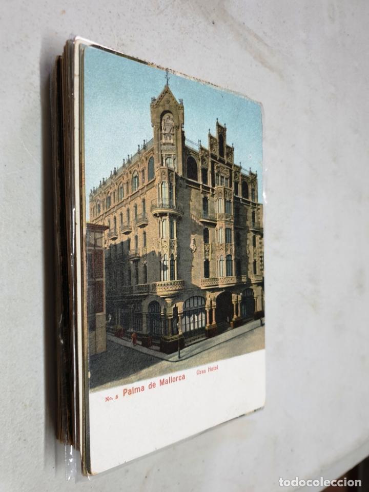 POSTAL ANTIGUA MALLORCA. GRAN HOTEL. AM 5 (Postales - España - Baleares Antigua (hasta 1939))