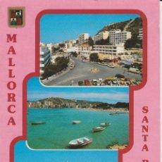 Postales: (3442) SANTA PONSA. MALLORCA. Lote 194331536