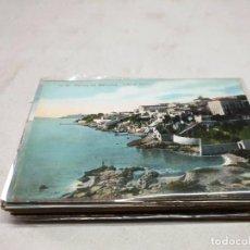Postales: POSTAL ANTIGUA MALLORCA. COSTA DE TERRENO. AM 38. Lote 194513331