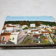 Postales: POSTAL ANTIGUA MALLORCA. EL TERRENO Y CASTILLO DE BELLVER. AM 75. Lote 194513415